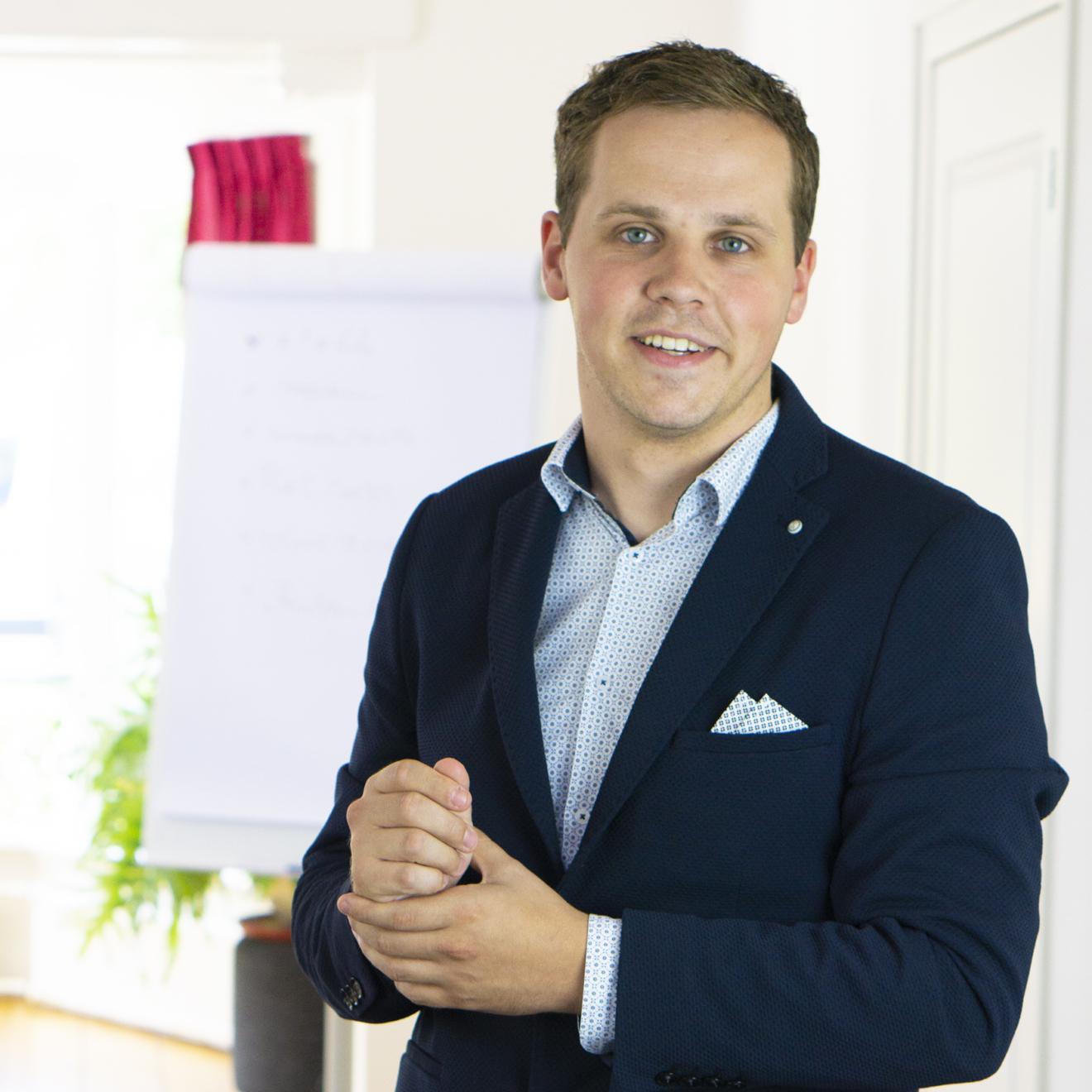 Gideon van der Hulst 4online vierkant