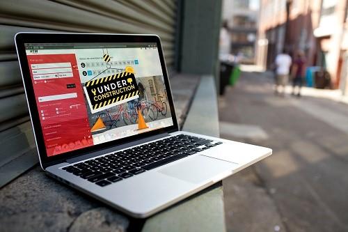 Afbeelding 2 - HTM website